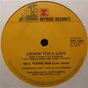 Neil Young - Lookin' For A Love mp3