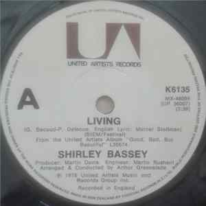 Shirley Bassey - Living / Everything That Touches You mp3
