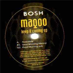 Magoo - Keep It Coming EP mp3