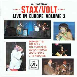 Various - The Stax/Volt Live In EuropeVolume 3 mp3
