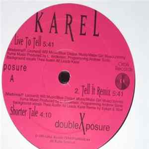 Karel - Live To Tell / Get It Up mp3